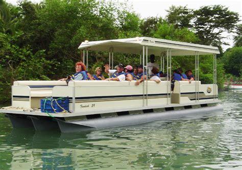 Banana River Pontoon Boat Ride xtreme panam 225 pontoon ride