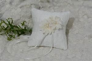 white ring bearer pillow ring pillow ring bearer ring With wedding ring holder pillow
