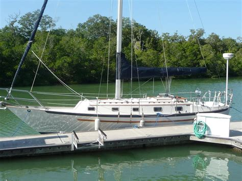 Pacific Boat Brokers Yachtworld by 1992 Pacific Seacraft Crealock 37 Sail Boat For Sale Www