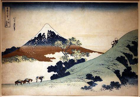 filekatsushika hokusai  vedute del monte fuji il