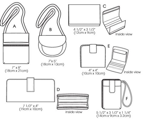 Butterick 5728 Bags And Purses