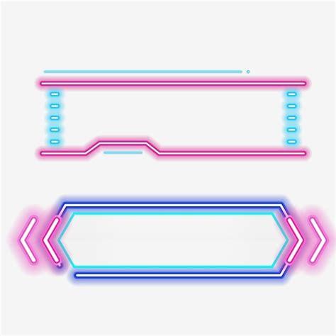neon light png vector psd  clipart  transparent