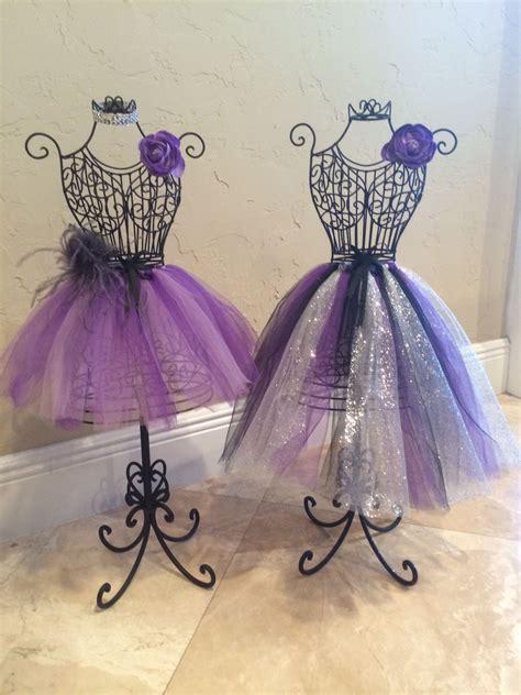 wire dress form centerpieces paris sweet  bedroom