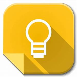 Apps Google Keep Icon | Flatwoken Iconset | alecive  Keep