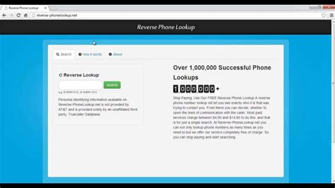 phone number lookup free name results phone lookup with name results free work 100
