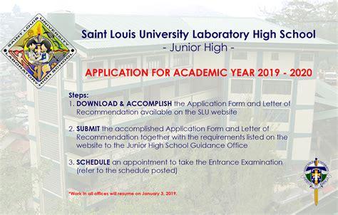 saint louis university academic excellence missionary spirit