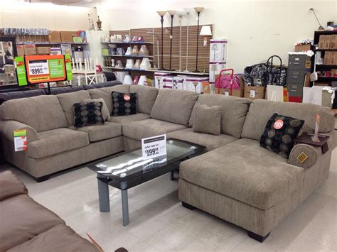 Big Lots Sofas by Big Lots Sectional And I Actually Both Liked This