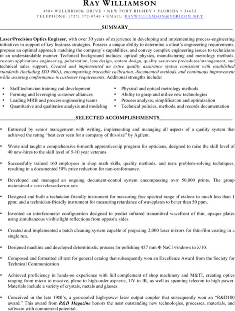 lab technician resume templates for excel pdf and word