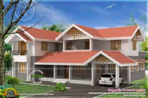 home design by 3d home design in 2860 sq kerala home design and floor plans