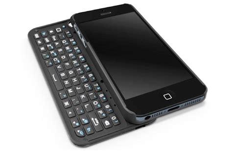 iphone 5 keyboard iphone 5 keyboard buddy adds a physical backlit keyboard