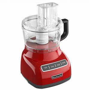 Amazon Com  Kitchenaid Kfp0711cu Food Processor  7 Cup