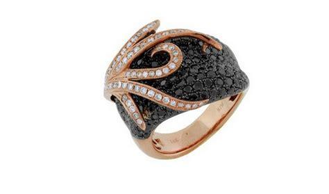 Black Diamond Wedding Rings For Women « Jl Fine Jewelers