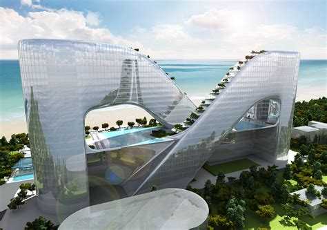 Gallery Of Planning Korea Designs Resort Hotel For Pyeongchang 2018 Winter Olympics