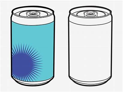Soda Cans Graphics Freevector Circumference