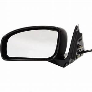 For Infiniti G35 Mirror 2007 2008 Driver Side Manual