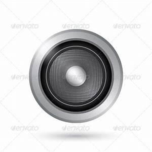 Audio Speaker Icon | GraphicRiver