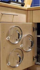 Innenschubladen Für Küchenschränke : topfdeckel ganz einfach und clever unterbringen k chen life hack tipps pinterest ~ Orissabook.com Haus und Dekorationen