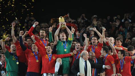 coupe du monde  la retro victoire de lespagne en