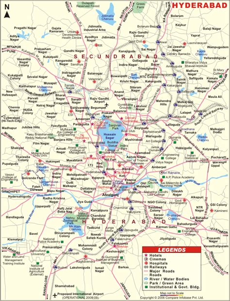 discover beautiful cities   world hyderabad  city