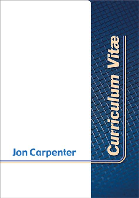 Curriculum Vitae Presentation Folder by Executive Style Resume 1000 Images About Human Voiced