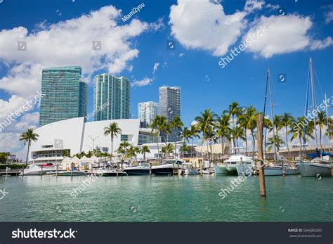 Boat Shows In Florida In February by Usa Florida Miami February 17 2017 Stock Photo 596685200