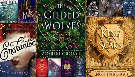 anticipated ya fantasy books