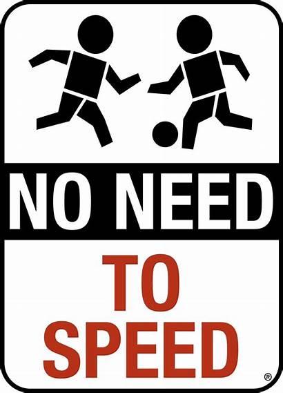Clipart Speed Sign Limit Please Speeding Keep