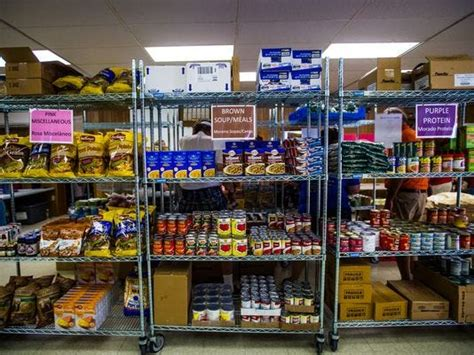 Starting A Food Pantry At Your Church New Extends Mobile Food Pantry To Littlestown