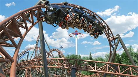 carowinds breaks ground  copperhead strike roller
