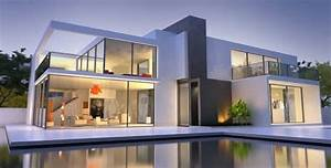 Maison En L Moderne : constructeur de maison jusqu 39 3 entrepreneurs en comp tition ~ Melissatoandfro.com Idées de Décoration
