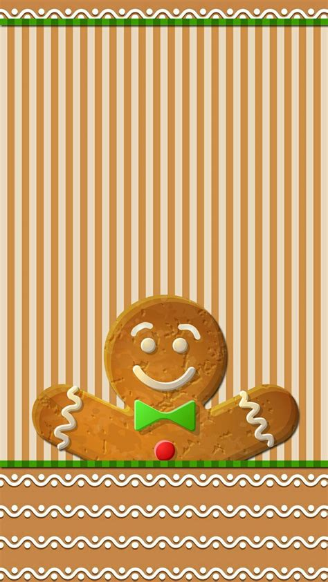 christmas gingerbread wallpapers top  christmas