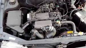 2 Daihatsu Charade Turbo Diesel Cl61 Both Running