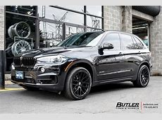 BMW X5 with 20in Beyern Spartan Wheels exclusively from