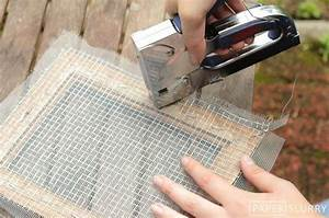 Diy Instructions For Making A Papermaking Mold And Deckle