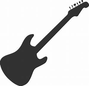 Guitar silhouette free vector download (5,632 Free vector ...