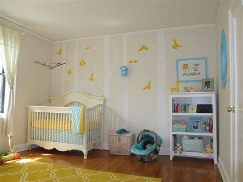 Color Psychology For Nursery Rooms Learn How Color