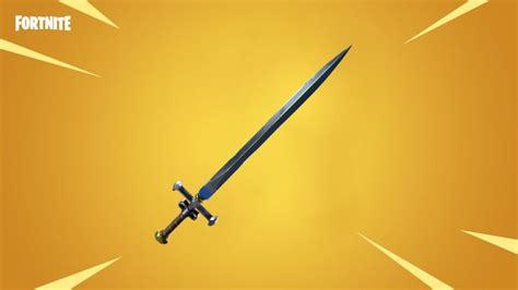 medieval sword     fortnite files