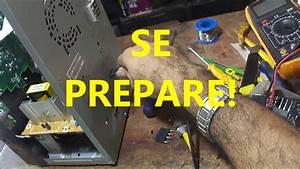 Defeito E Conserto Panasonic Sa Akx56