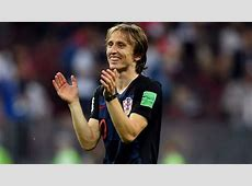 Luka Modric says English media underestimated Croatia