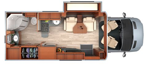 Mercedes Sprinter Rv Floor Plans