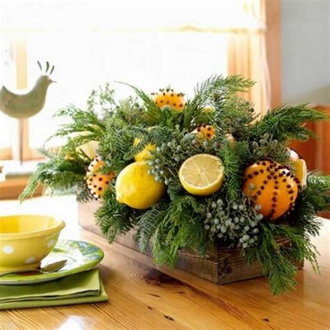 Early Christmas Table Centerpieces  10 Lovely Ideas To