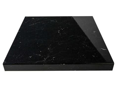 plan de travail l 200 cm marbre noir vente de plan de