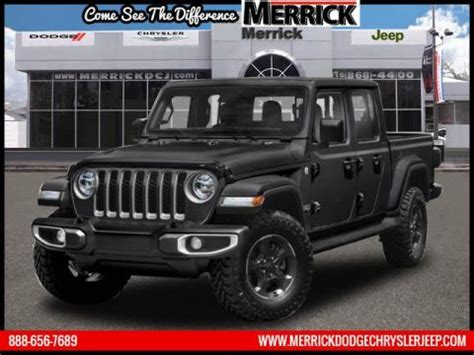 jeep gladiator rubicon   crew cab