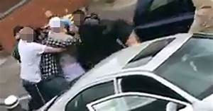 Watch: Men throw punches in Lozells road rage brawl as ...
