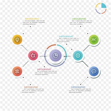 infographic classic business infographics design vector