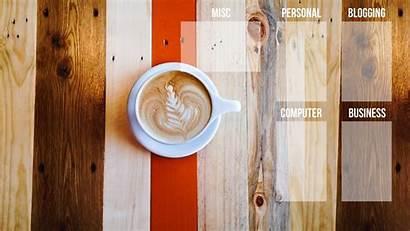Desktop Organizer Coffee Windows Tabletop Organizador Wonderlass