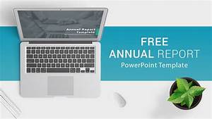 Free Download Annual Report PowerPoint Template for ...