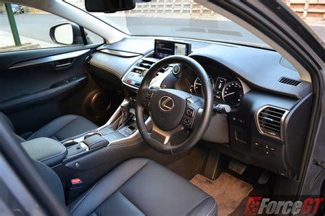 lexus nx  luxury awd review forcegtcom