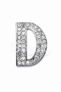 Diamond Alphabet D stock photos - FreeImages.com