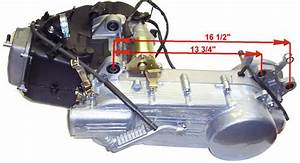 Gy6 Engine - Replacement Engine Parts
